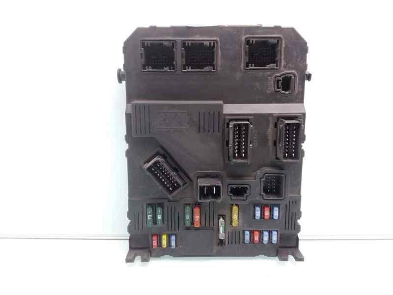 Fuse box CITROËN C2 (JM_) 1.4 HDi 9653667480 , S118085100L | B-Parts | Citroen C2 Fuse Box |  | B-Parts