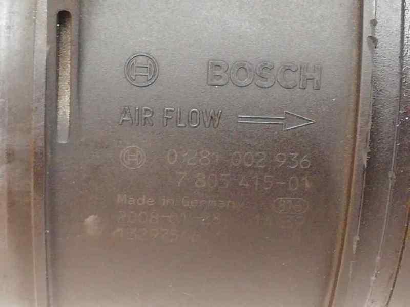 BOSCH Mass Air Sensor Fits BMW X3 X5 X6 E60 E61 E63 E64 E70 E71 E72 7801951 MAF