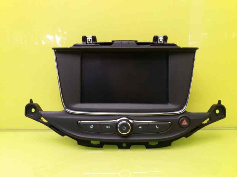 Radio Opel Astra K B16 1 6 Cdti 68 24342511 555343750 B Parts