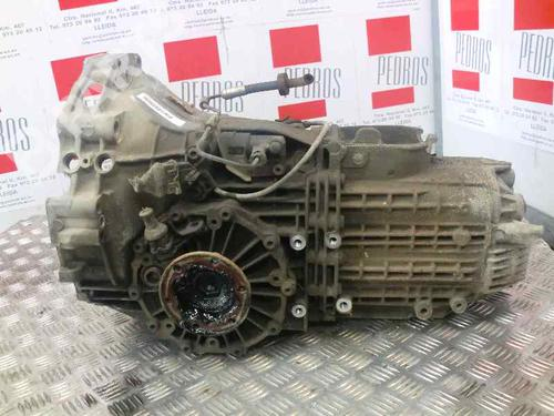 DHW | Manual Gearbox A4 (8D2, B5) 1.8 T (150 hp) [1995-2000] AEB 135124