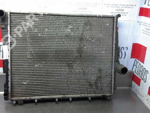 Radiador de água BMW 3 (E46) 320 d 17119071518 | 13781990