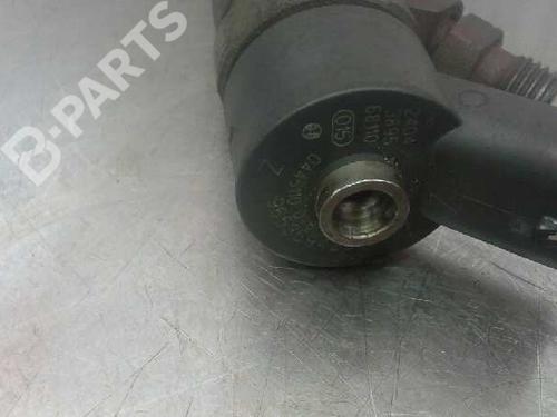 0445110 076 | Injector FIESTA III (GFJ) 1.3 Cat (60 hp) [1991-1997] RHX (DW10BTED) 1620723