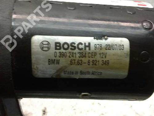 Motor limpa vidros frontal BMW 3 (E46) 320 i  13781957