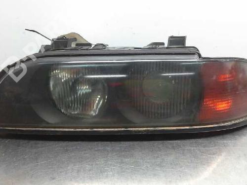63126900197 | Lyskaster venstre 5 (E39) 530 d (184 hp) [1998-2000]  1360889