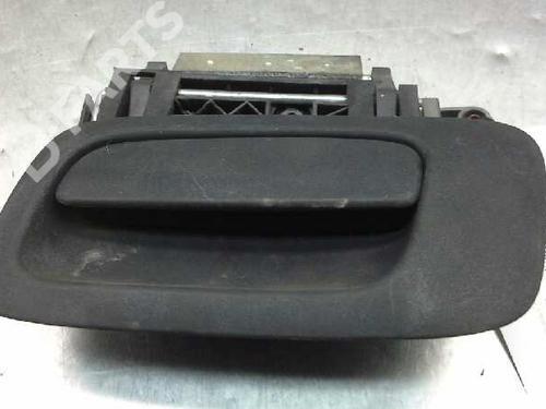 Venstre bak utvendig håndtak ASTRA G Hatchback (T98) 2.0 DTI 16V (F08, F48) (101 hp) [1999-2005] Y 20 DTH 1993150
