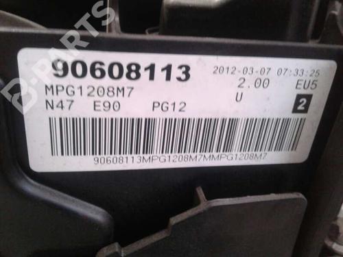 Motor BMW 3 Touring (E91) 318 d N47D20C 14933753