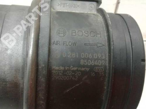 Medidor de massa de ar BMW 3 Touring (E91) 318 d 0281006093 | 13782071