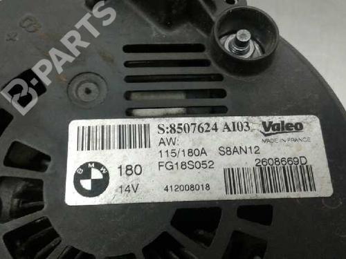 Alternador BMW 3 Touring (E91) 318 d 2608669D   13782049