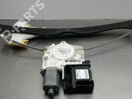 Rear Right Window Mechanism 0130822263 | AUDI, A3 Sportback (8PA) 2.0 TDI 16V(5 doors) (140hp) CBAB, 2004-2005-2006-2007-2008-2009-2010-2011-2012-2013 17390664