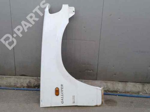 HR508264 | Forkjerm høyre GALLOPER (JK-01) 2.5 TD intercooler (99 hp) [1998-2003] D4BH 4554040