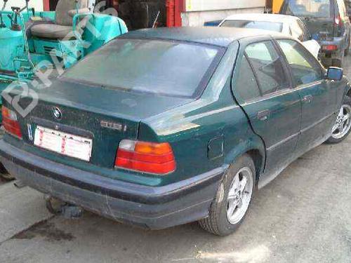 Radiador de água BMW 3 (E36) 318 i 17111723537 | 25997850