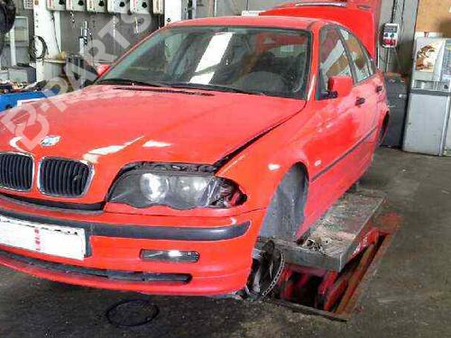 Radiador de água BMW 3 (E46) 320 d 17119071518 | 30125989