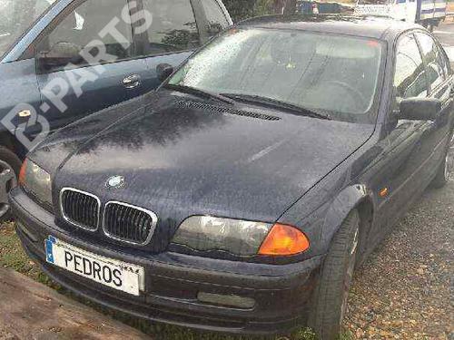 Radiador de água BMW 3 (E46) 320 d  25980489