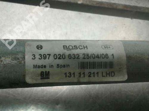 Viskermotor vindrute OPEL ASTRA H (A04) 1.6 (L48) 0390241538   397020632   13111211LHD   24170670