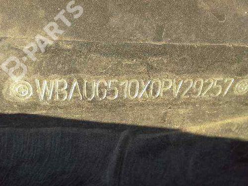 Capot BMW 1 (E87) 120 d  37457580