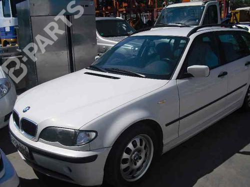 Radiador de água BMW 3 Touring (E46) 320 d  29135776