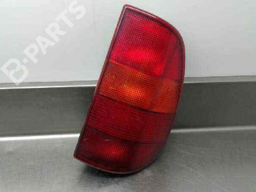 Feu arrière gauche SEAT INCA (6K9) 1.9 SDI 6K9945111 | 30703464