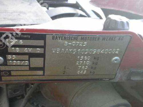 Radiador de água BMW 3 (E30) 316  25999810