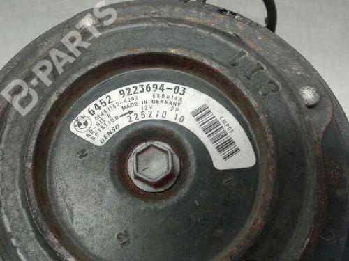 Compressor A/C BMW 3 Touring (E91) 318 d 6452 9223694-03 | 30829922