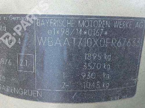 Catalizador BMW 3 Compact (E46) 320 td  29971512