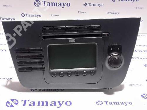W05P1035186BN87 | 76466363661 | Autoradio ALTEA (5P1) 1.9 TDI (105 hp) [2004-2021] BXE 892174