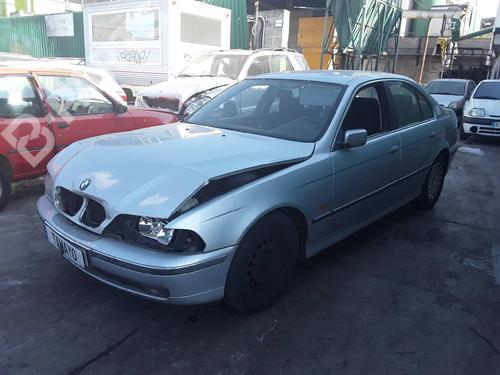 Venstre gardin kollisjonspute BMW 5 (E39) 525 i  2386416