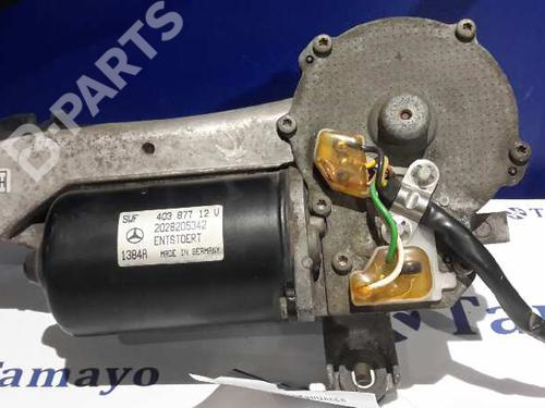 Motor limpia delantero MERCEDES-BENZ C-CLASS (W202) C 280 (202.028) 2028205342 | 403877 | 2028200342 | 3905204