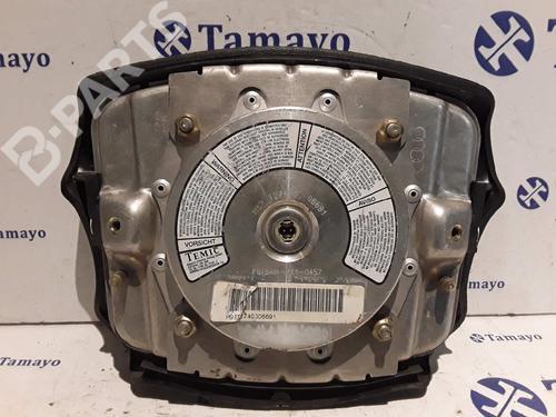 Airbag Driver  AUDI, A3 (8L1) 1.9 TDI (110hp), 1997-1998-1999-2000-2001 12836400