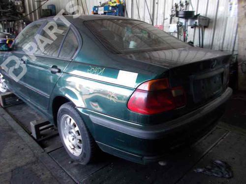 Caixa velocidades manual BMW 3 (E46) 320 d 204D1 23439101