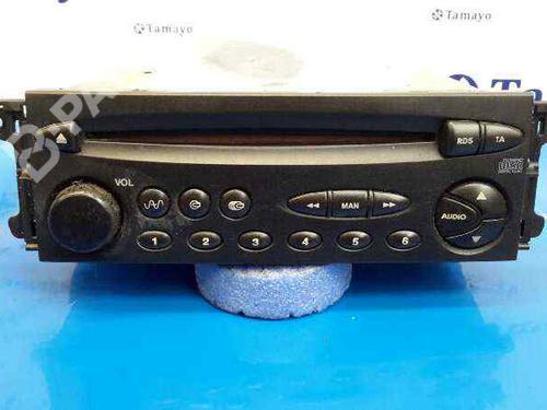 96641650XT | PU2859A | RD301 | Bilradio XSARA PICASSO (N68) 1.6 HDi (90 hp) [2005-2011]  6139911