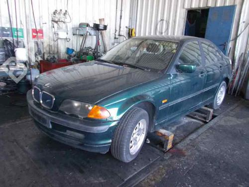 Caixa velocidades manual BMW 3 (E46) 320 d 204D1 23439099