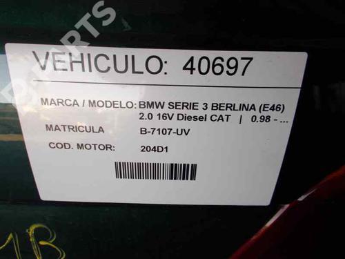 Caixa velocidades manual BMW 3 (E46) 320 d 204D1 23439100