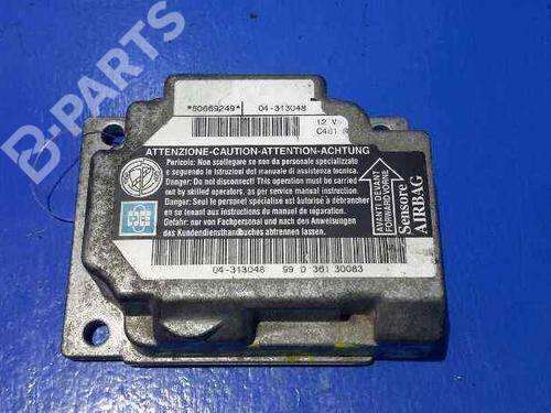 60669249   04313048   Calculateur Airbags 156 (932_) 1.9 JTD (932B2) (105 hp) [1997-2000] AR 32302 888968