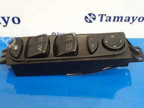 A6395450413   Mando elevalunas delantero izquierdo VITO / MIXTO Van (W639) 115 CDI (639.601, 639.603, 639.605) (150 hp) [2003-2021] OM 646.982 5993963