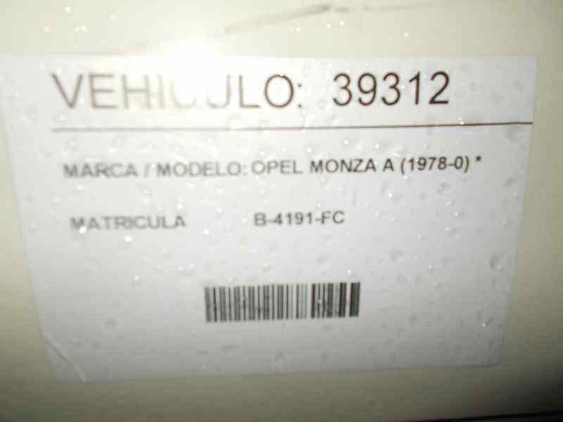 Anlasser Opel Monza A  3,0 GSE  132 Kw  1978-1987  Original