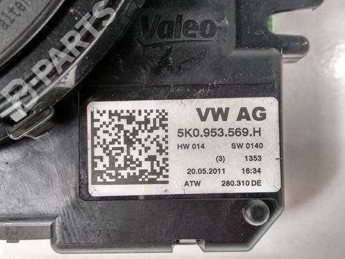 Molla sperale airbag AUDI A1 (8X1, 8XK) 1.4 TFSI 5K0953569H | 39957692