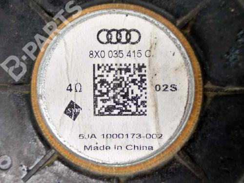 Autoradio AUDI A1 (8X1, 8XK) 1.4 TFSI 8X0035415C   39791218