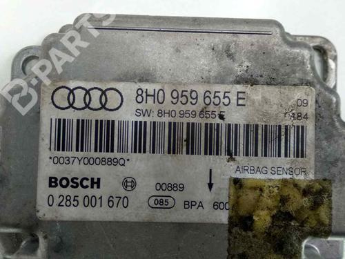 Centralita airbag AUDI A4 Convertible (8H7, B6, 8HE, B7) 3.2 FSI 0285001670   8H0959655E   40377806