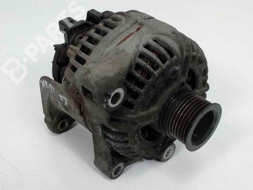 751972103 | 752113503 | Alternador X3 (E83) 2.5 i (192 hp) [2004-2006] M54 B25 (256S5) 7195955