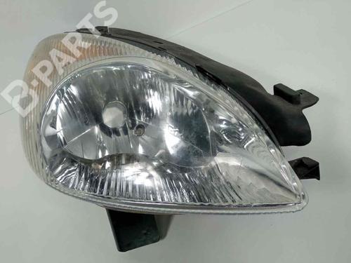 Lyskaster høyre XSARA PICASSO (N68) 2.0 HDi (90 hp) [1999-2011]  7631623