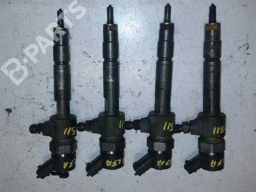 0445110119 | Injector STILO (192_) 1.9 JTD (192_XE1A) (115 hp) [2001-2006]  7060104